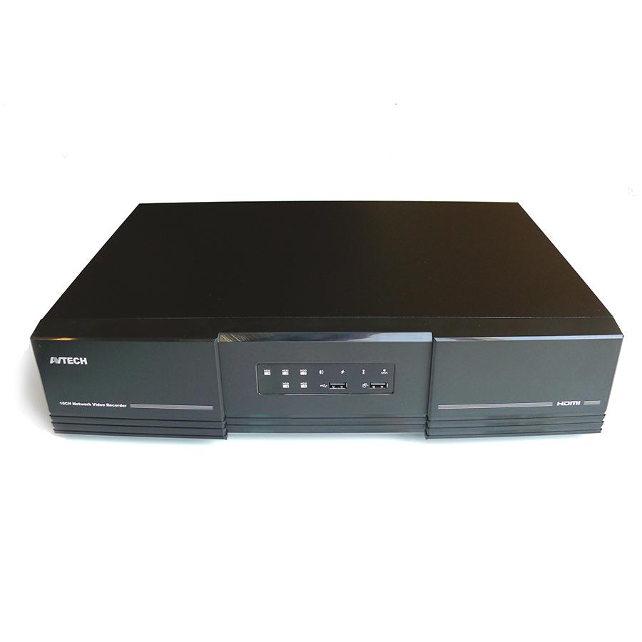 AVH516A (архив)|16-канальный 2-х мегапиксельный Real Time IP-видеорегистратор