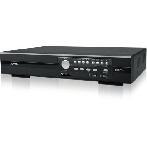 AVT204|4-канальный 2-х мегапиксельный видеорегистратор HD-TVI