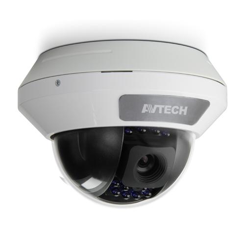 AVT420|Купольная HD-TVI камера 2 Мп с ИК-подсветкой до 15м
