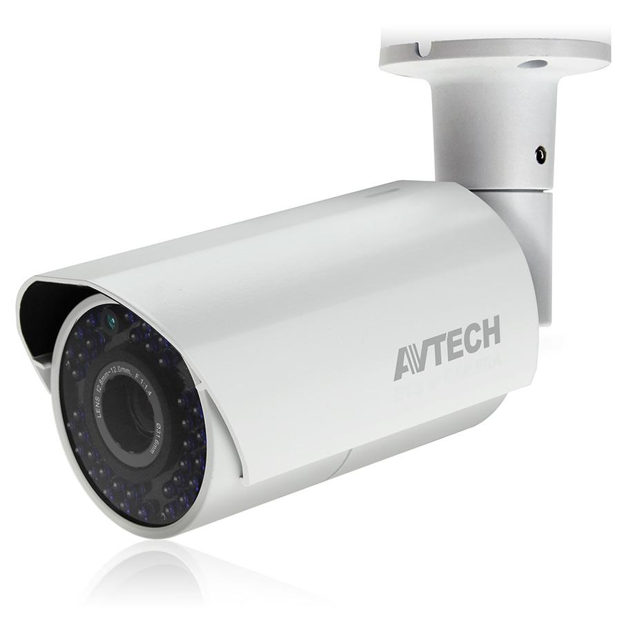 AVT553|Уличная HD-TVI камера 2 Мп с транфокатором и ИК подсветкой 15м