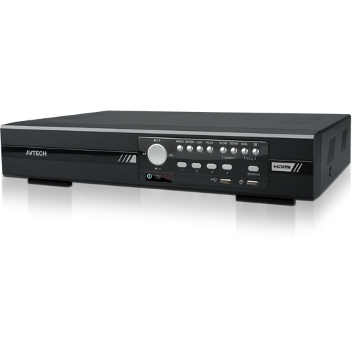 DG1004|4-канальный 2-х мегапиксельный видеорегистратор HD-TVI