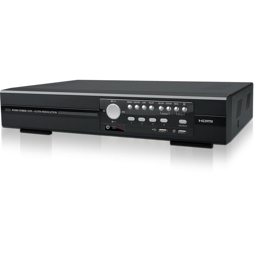 MR4H EZ (архив)|4-х канальный видеорегистратор 960H RealTime с технологией EaZy Networking