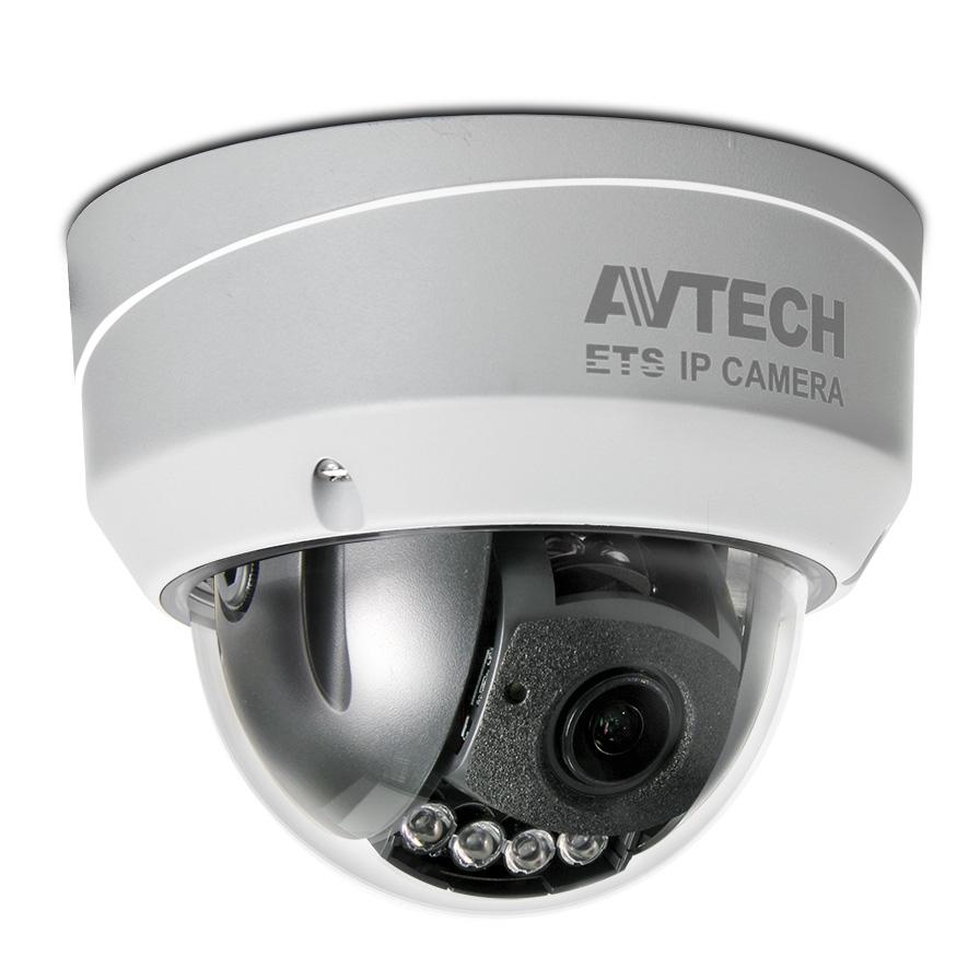 AVM5447P Новинка!|Уличная вандалозащищенная IP камера с трансфокатором