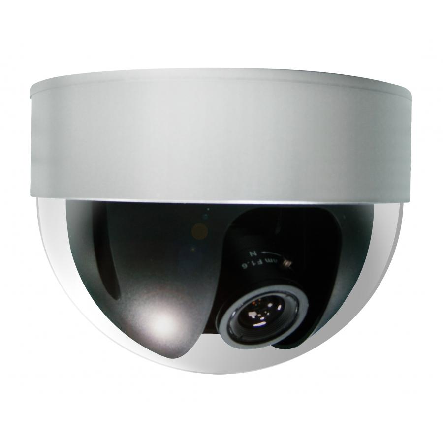 MC25 (архив)|Купольная антивандальная цветная видеокамера PUSH VIDEO 600ТВЛ