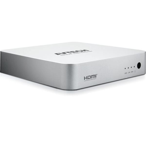 AVH800 (архив)|6-канальный PUSH VIDEO мегапиксельный Real-Time IP-видеорегистратор (NVR)