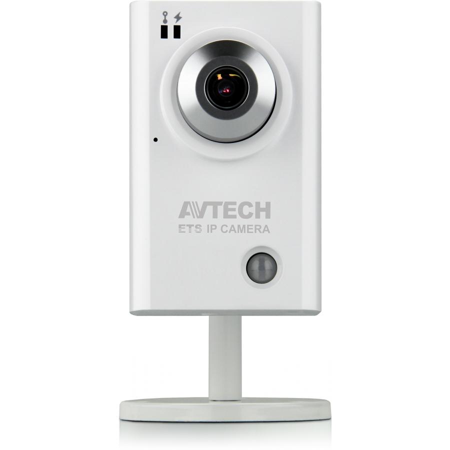 AVN701 (архив)|Корпусная цветная PUSH VIDEO IP-видеокамера D1 (720×576)