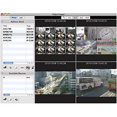 VideoViewer |VideoViewer бесплатное ПО на 16каналов с функцией CMS