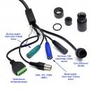 фото.5 AVZ592|Уличная цветная скоростная поворотная IP-видеокамера 2Мп (Full HD) с режимом WDR и ИК подсветкой