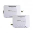 AVX912R/T|Конвертер EoC, Ethernet через коаксиальный кабель