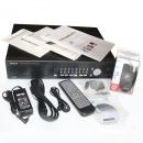 фото.2 PVR16H (архив) 16ти-канальный видеорегистратор с записью 960H или Real-Time D1 (DCCS + IVS + PUSH VIDEO)